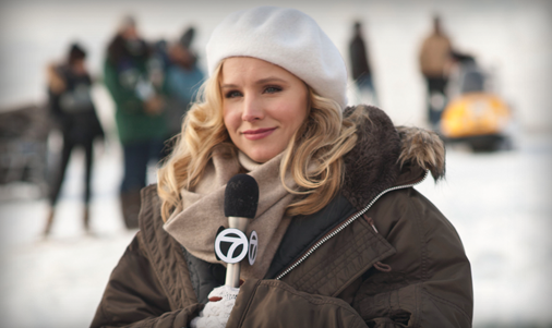 Kristen Bell in Big Miracle