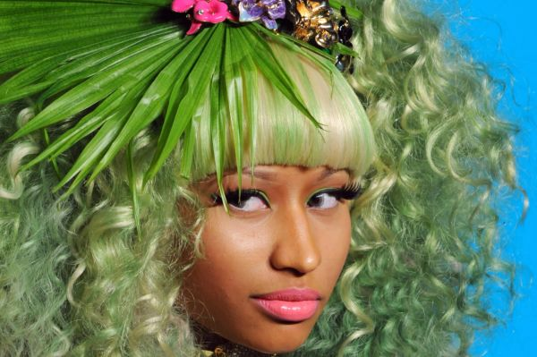 Nicki Minaj's Tour Rider Revealed