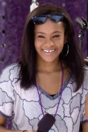 Bobbi kristina houston brown