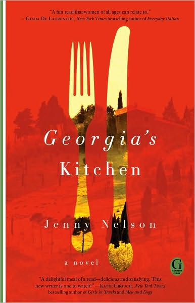 Georgia's kitchen cover