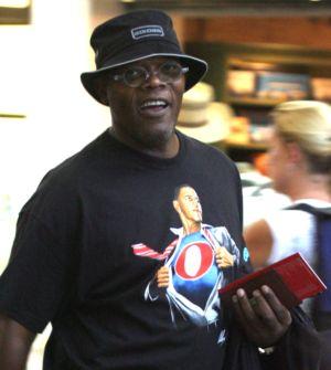 I voted for Barack because he's black!