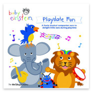 Must-have music for sleep and playtime