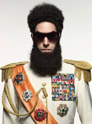 The dictator reacts to Academy Awards ban