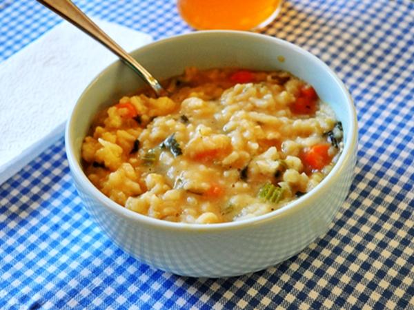 Sup nasi ayam