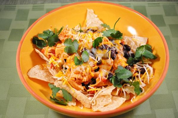 Serve that enchilada in a bowl, not a tortilla