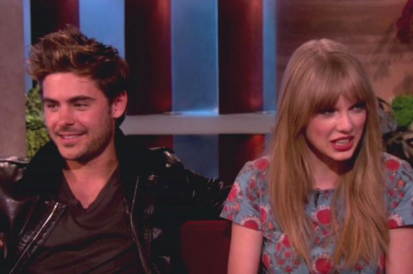 taylor swift and zac efron dating Whoa did we hear that right has taylor swift already moved on with zac efron following a report that claimed these two cuties are hitting if off, it is be.