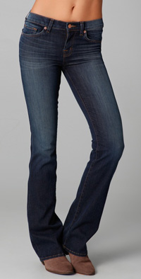 J. Brand slim boot cut jeans