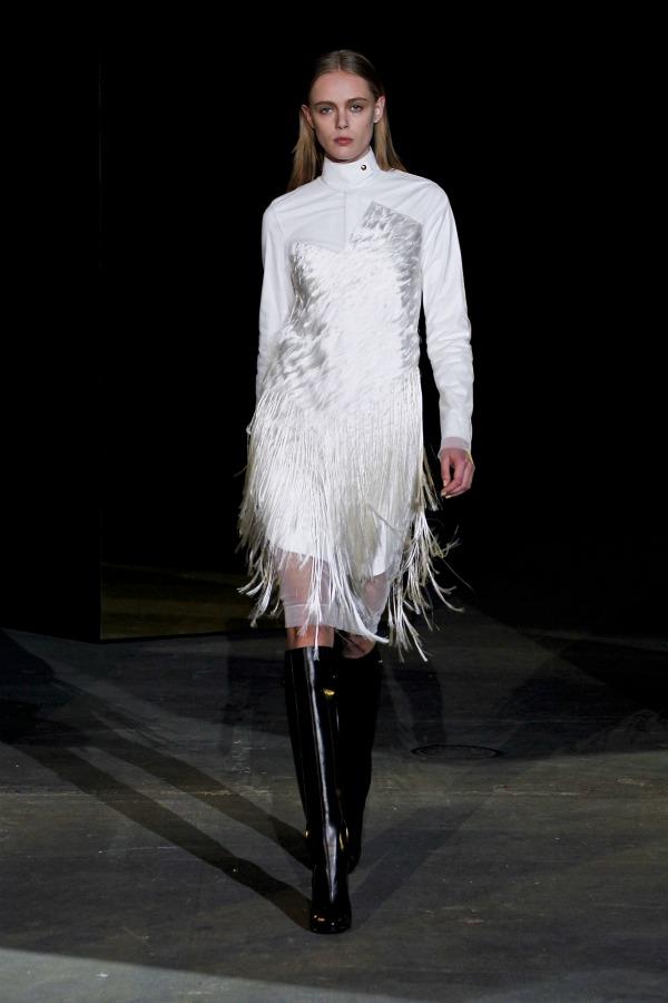 Alexander Wang - Fall 2012 Fashion Wek