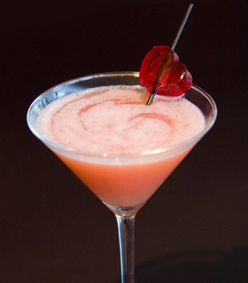 Tasty Fun Recipes - American Sweetheart Martini