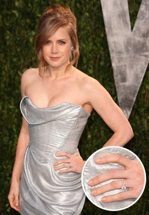 Amy Adams Oscars 2012 nail polish color