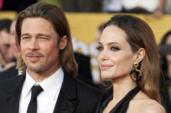 Angelina Jolie is still a bad girl, says Brad Pitt