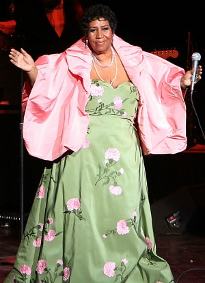 Aretha Franklin fires back