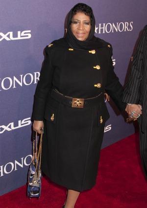 Cissy Houston bans Aretha?