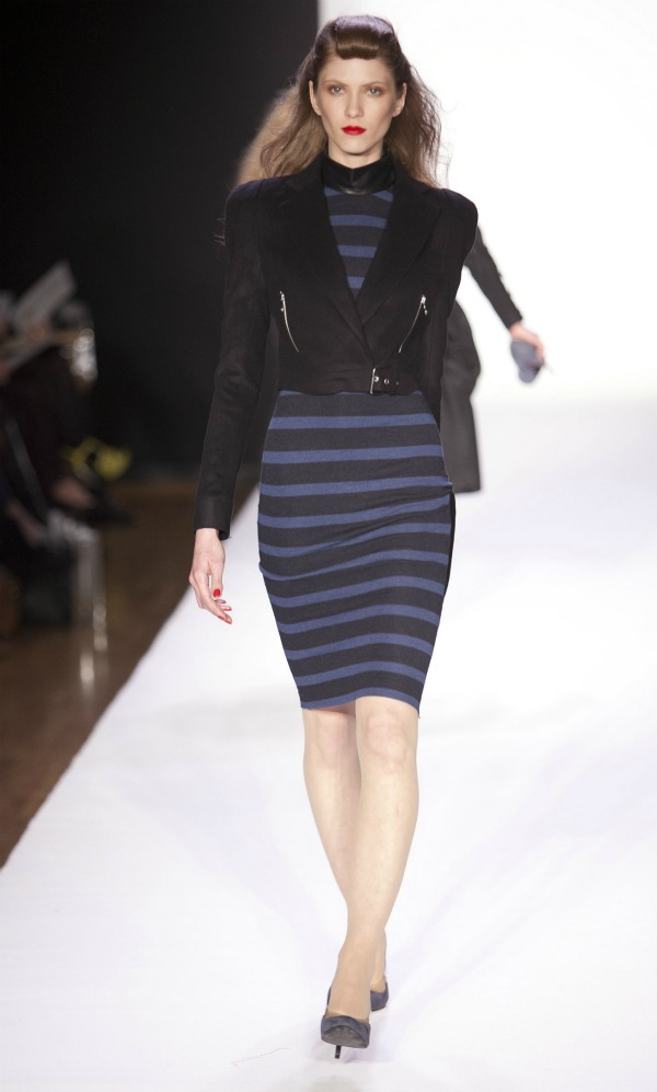 Bebe - Fall 2012 Fashion Week