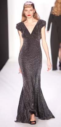New York Fashion Week 2012 -- Bebe