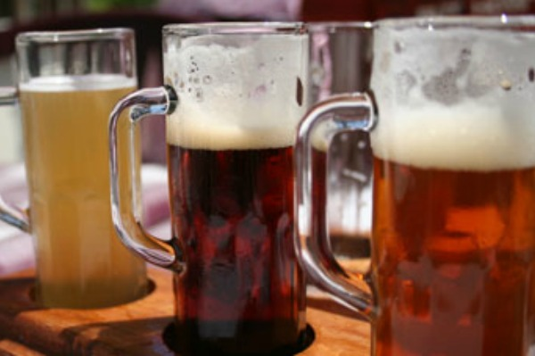 Beer mugs