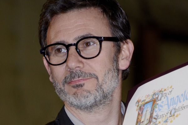 Best Director Michel Hazanavicius