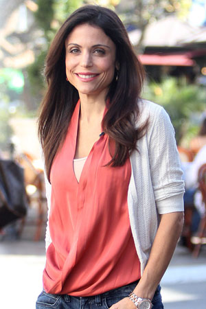 Bethenny Frankel's tearful confession