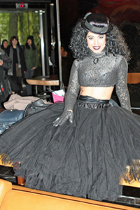 Party like Betsey