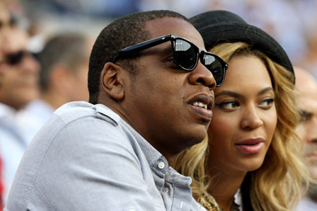 Beyonce and Jay Z trademark Blue Ivy Carter