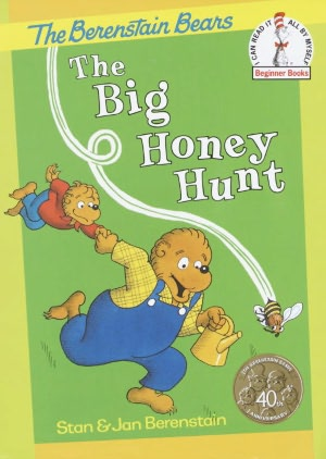 The Berenstain Bears The Big Honey Hunt