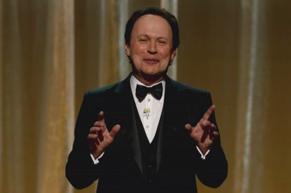 Billy Crystal: Puffy & frozen