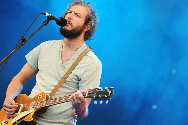 Bon Iver Best New Artist Grammy Award Winner