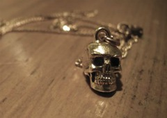 Bones necklace