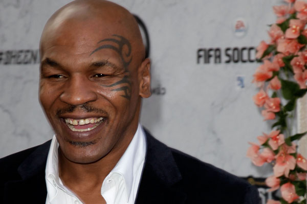 Mike Tyson is broke