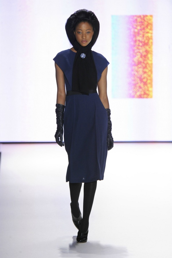 Carolina Herrera - Fall 2012 Fashion Week
