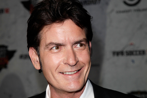 Charlie Sheen returning to TV in June