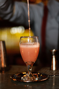 V-Day party drinks