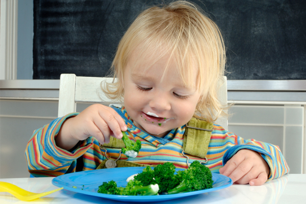 Creative ways to get kids to eat more fruits and veggies