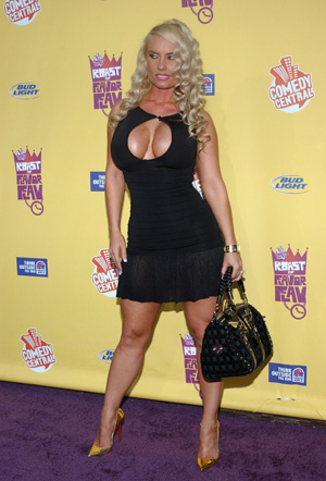 Coco Austin: Bad in black