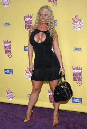Coco Austin: Bad in black