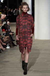 Cynthia Rowley -- New York Fashion Week 2012