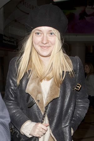 Dakota Fanning turns 18