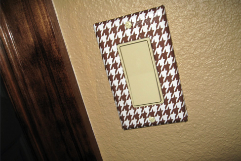 Decorative switchplate