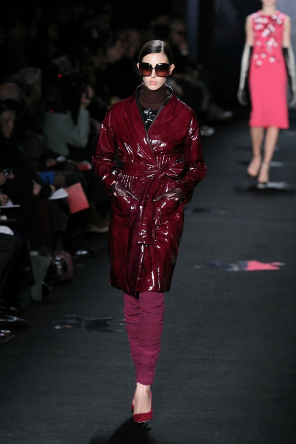 Diane von Furstenberg - Fall 2012 Fashion Week