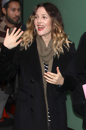 Drew Barrymore might be pregnant