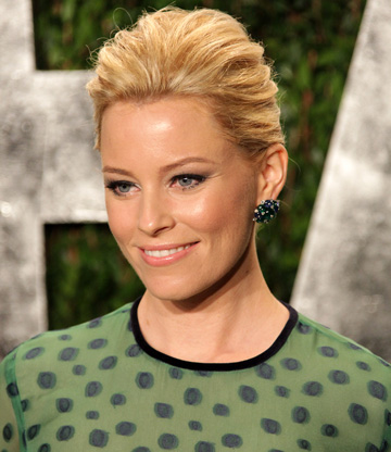 Elizabeth Banks -- Vanity Fair Oscar Party