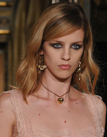 Emilio Pucci's Spring 2012 Runway look
