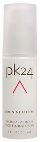 Pk24 Feminine Esteem Natural 24 Hour Tightening Cream