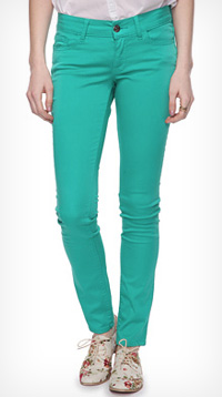 low-rise skinny jeans from Forever 21