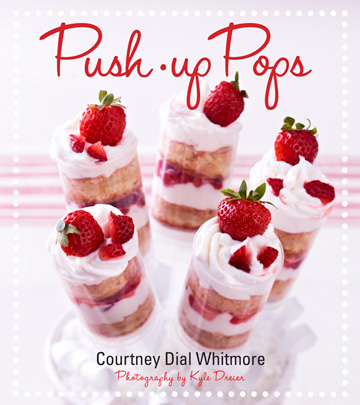 Push up Pops cookbook