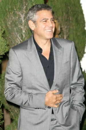 George Clooney: The joker