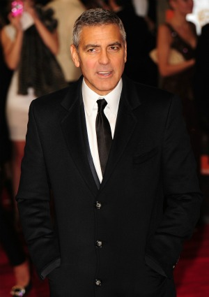 Seriously George Clooney