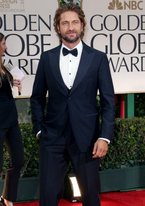 Why Gerard Butler gave up booze