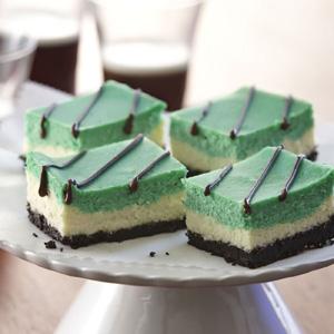 Gorgeous green treats