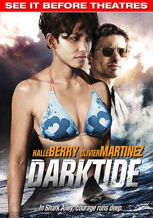 Halle Berry in Dark Tide